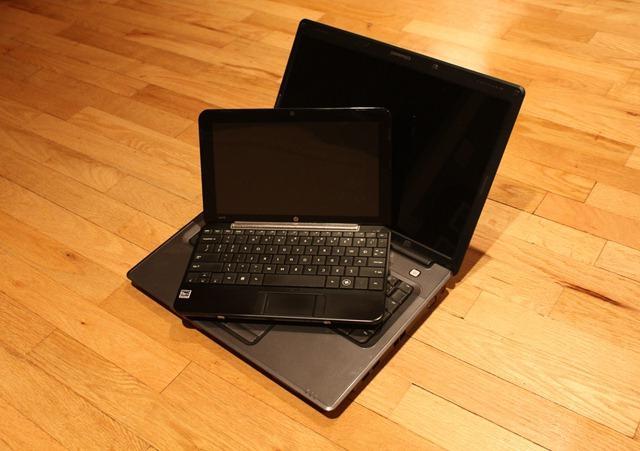 Wie sich Laptops von Netbooks unterscheiden